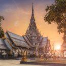 Vol agence de voyage Thaïlande